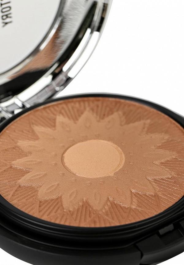 Пудра Make Up Factory Бронзовая  Sun Teint Powder тон 10 светло бронзовый, бронзовый, тёмно бронзовый