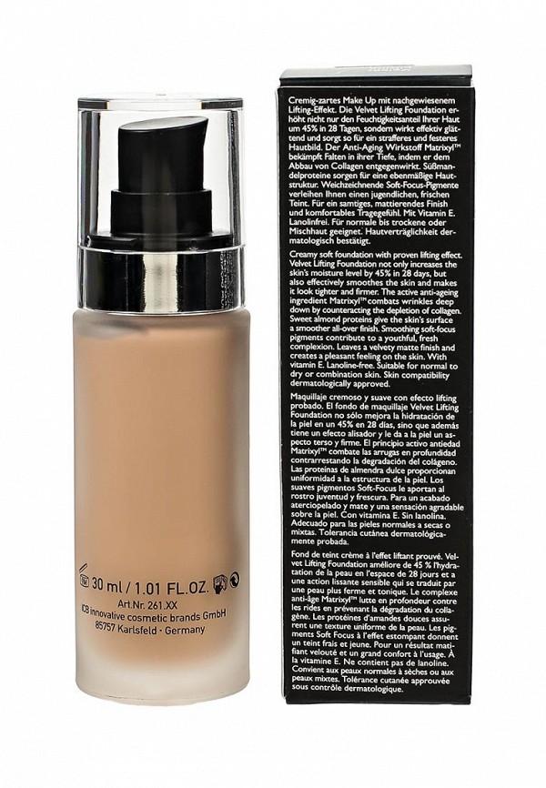 Тональное средство Make Up Factory для нормальной,сухой,комбинорованной кожи с эффектом лифтинга Velvet Lifting Foundation, т.12 натурально-розовый