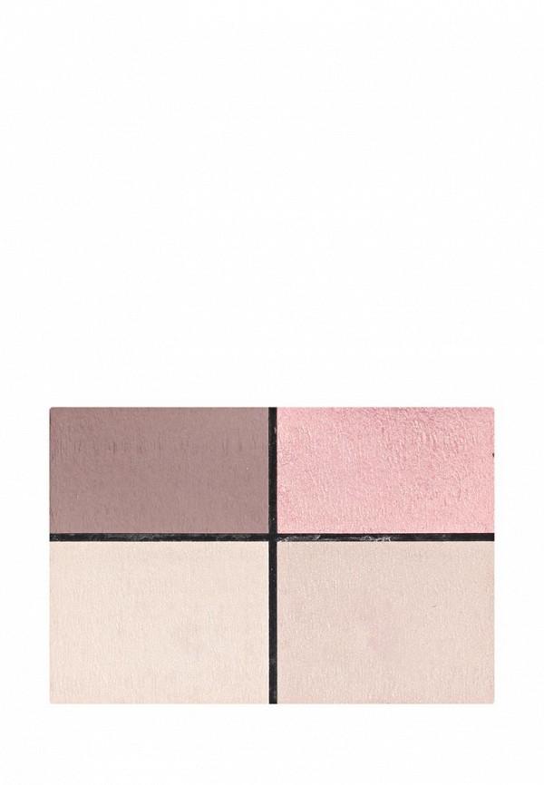 Тени для век Make Up Factory Eye Colors т.85 т.коричневый, розовый, абрикос, бежевый