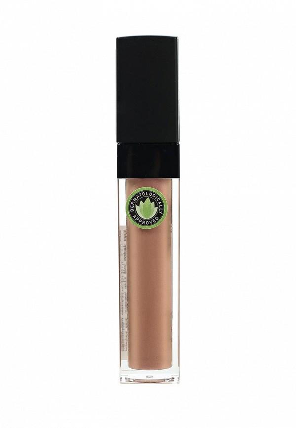 Блеск для губ Make Up Factory Перламутровый матовый устойчивый, Pearly Mat Lip Fluid т.15 коричневая крайола