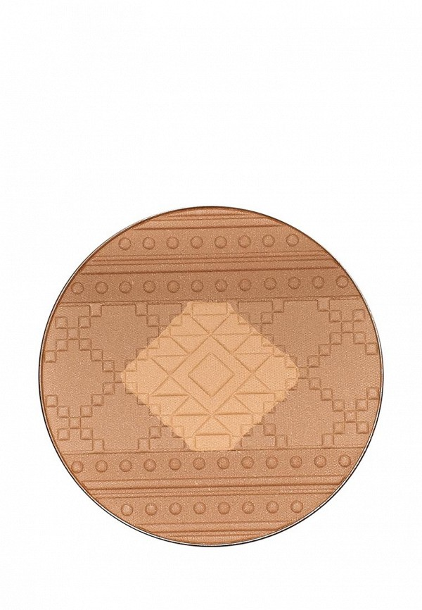 Пудра Make Up Factory Бронзовая Sun Teint Powder, т.11 легкий загар-темный загар