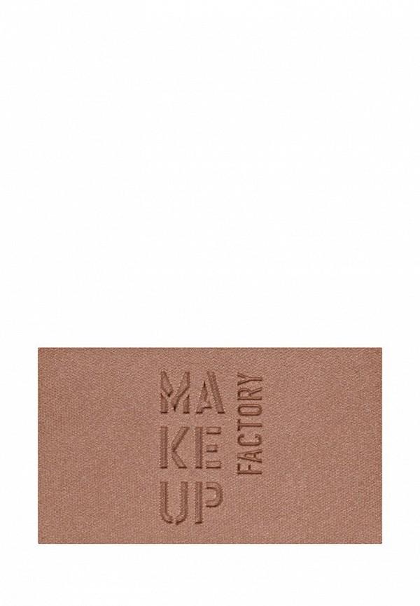 Румяна Make Up Factory компактные шелковистые Blusher т.32, золотой песок