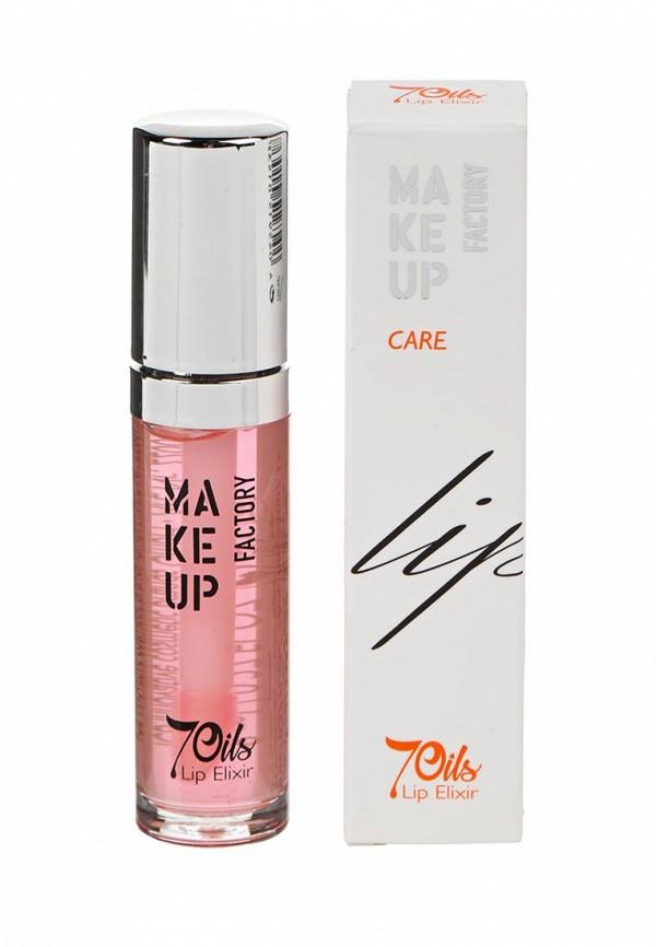 Масло для губ Make Up Factory Oils Lip Elixir, т.15 сочный розовый