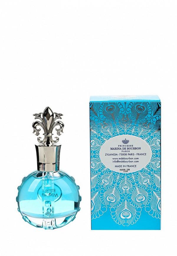 Парфюмерная вода Marina de Bourbon Turquoise 50 мл