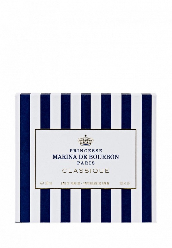 Парфюмерная вода Marina de Bourbon Paris Classique 30 мл