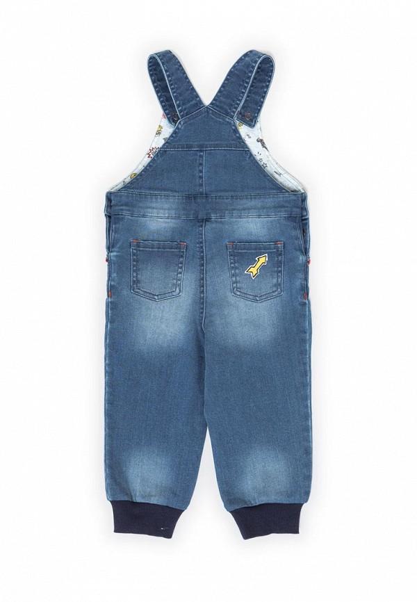 Детский комбинезон джинсовый Maloo 22150410006 Фото 2