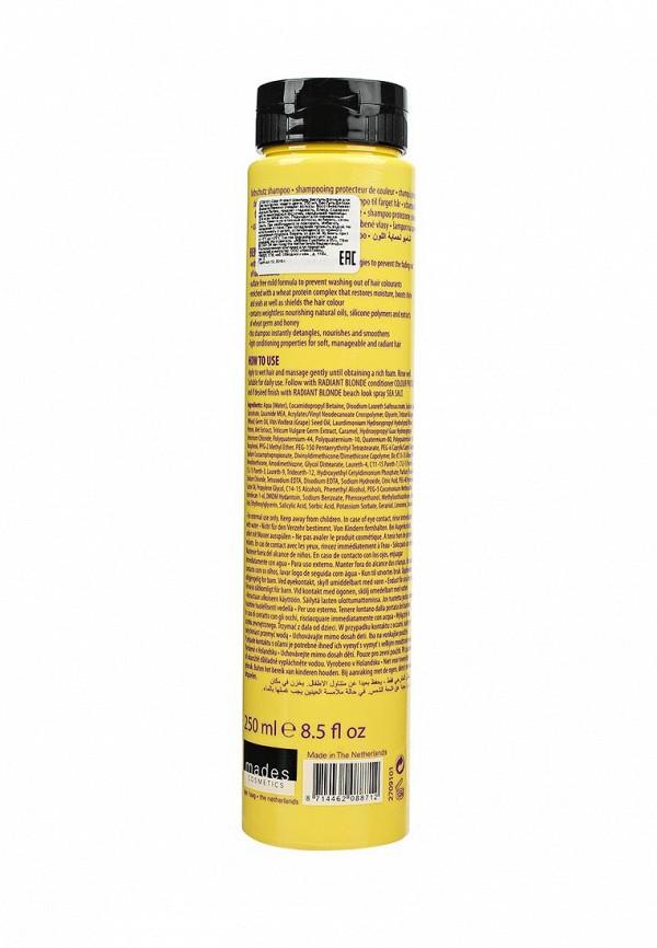 Шампунь Mades Cosmetics Color Protect безсульфатный для светлых волос защита цвета, 250 мл