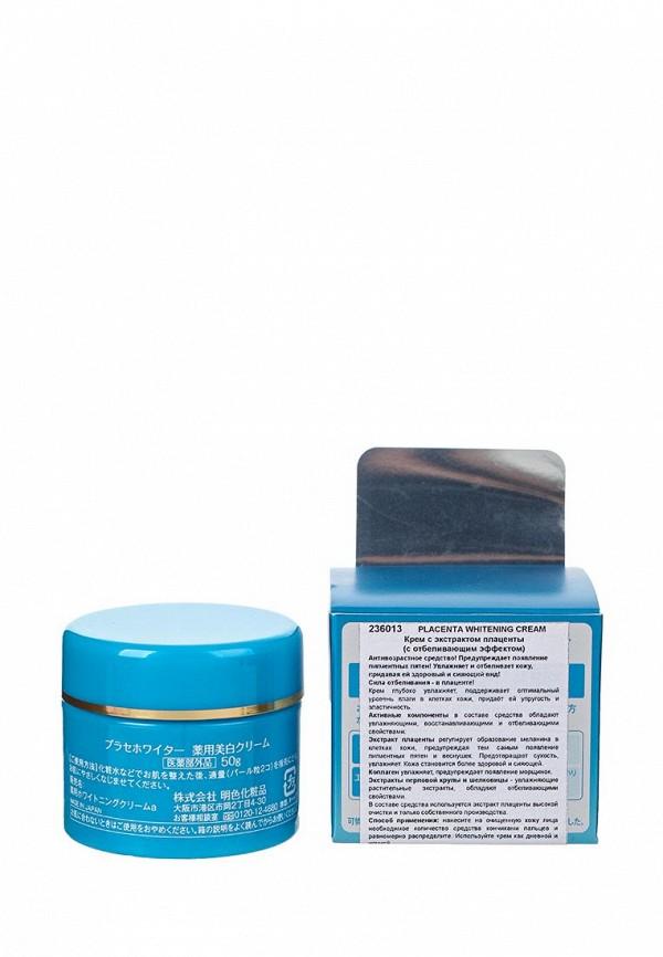 Крем для лица Meishoku с экстрактом плаценты (с отбеливающим эффектом), 50 гр