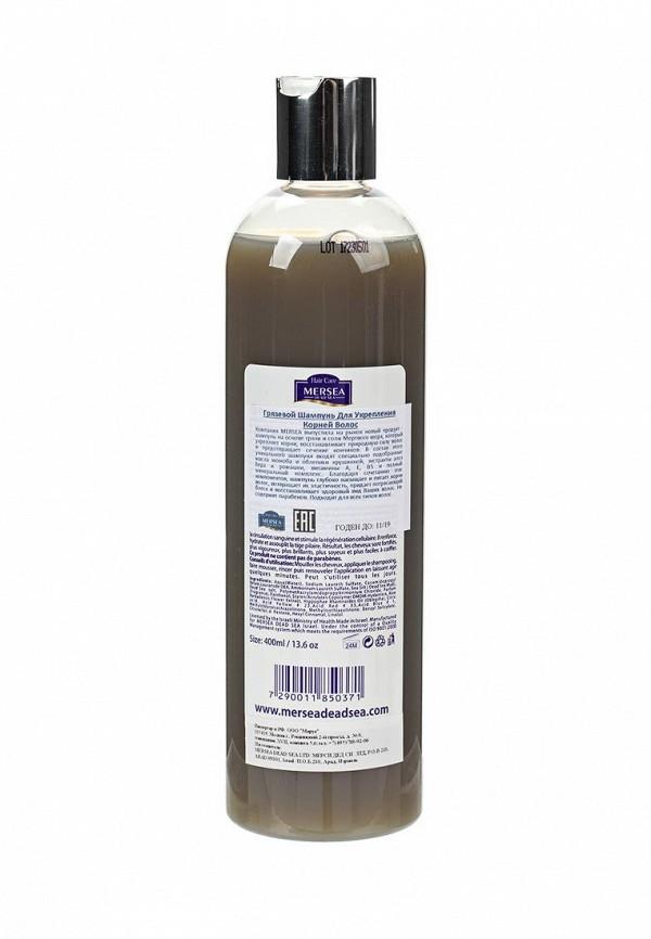 Шампунь Mersea Грязевой для укрепления корней волос, 400 мл