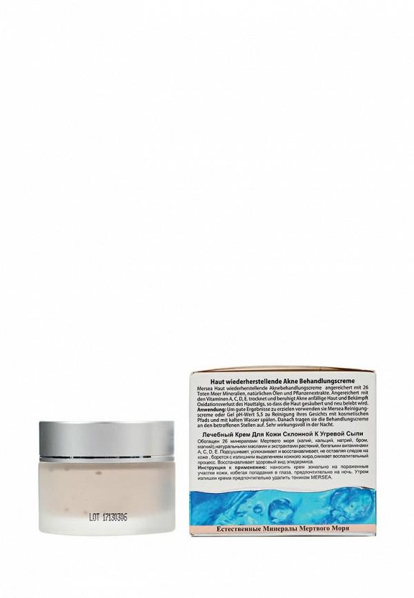 Крем для лица Mersea Восстанавливающий и лечебный для кожи, склонной к угревой сыпи, 50 мл