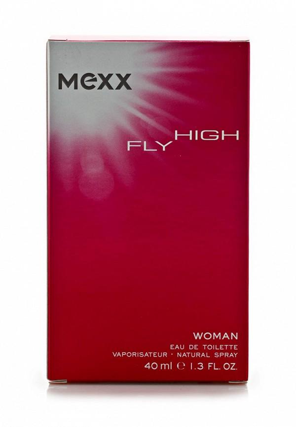 Туалетная вода Mexx Fly high 40 мл