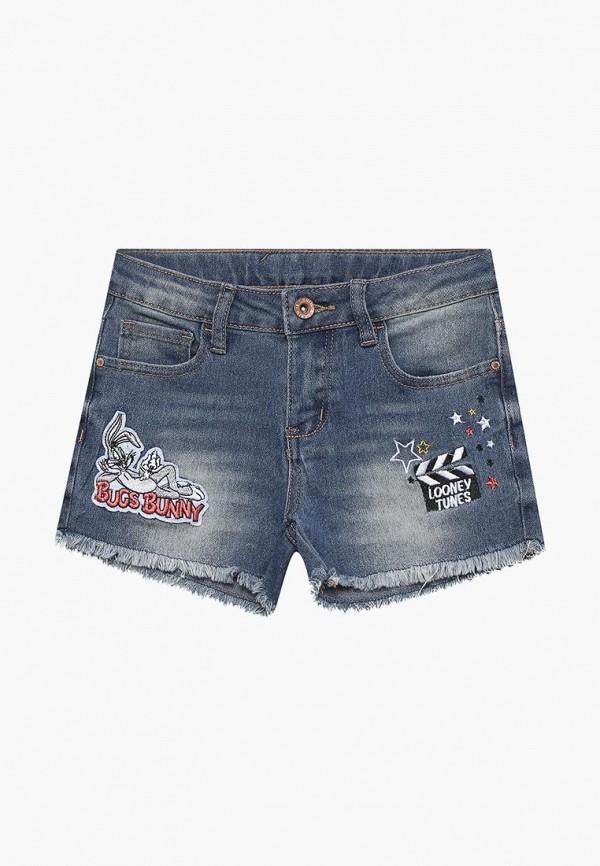 Шорты для девочки джинсовые Modis M181D00270