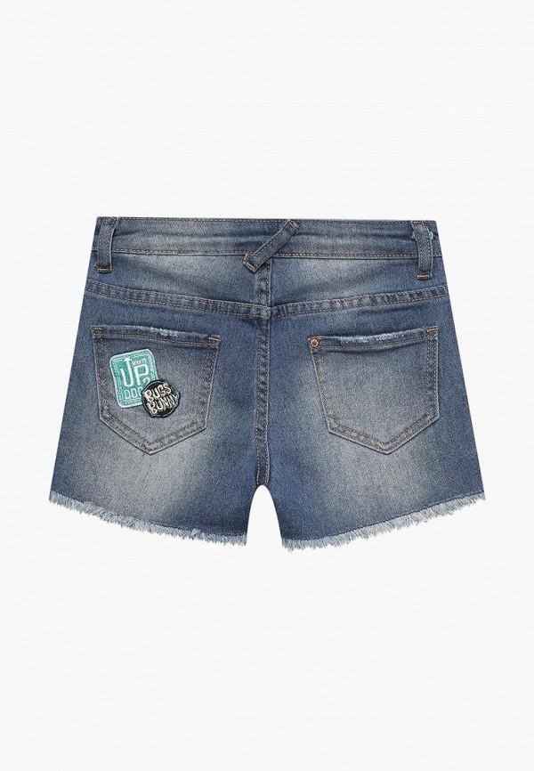 Шорты для девочки джинсовые Modis M181D00270 Фото 2