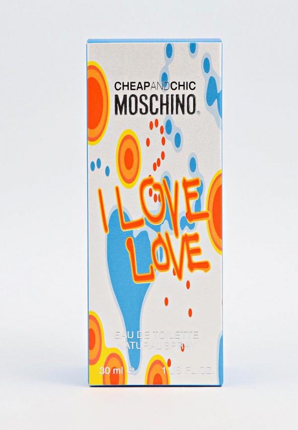 Туалетная вода Moschino I love love 30 мл