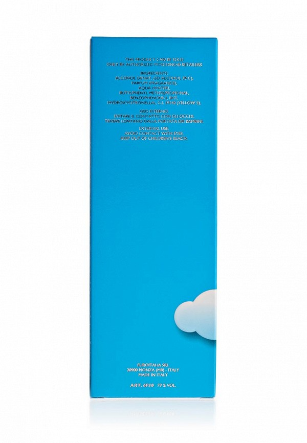 Туалетная вода Moschino Light Clouds 50 мл