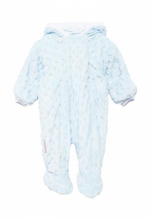 Детский комбинезон Супермамкет цвет голубой