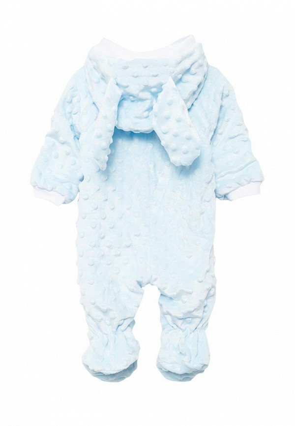 Детский комбинезон Супермамкет цвет голубой  Фото 2