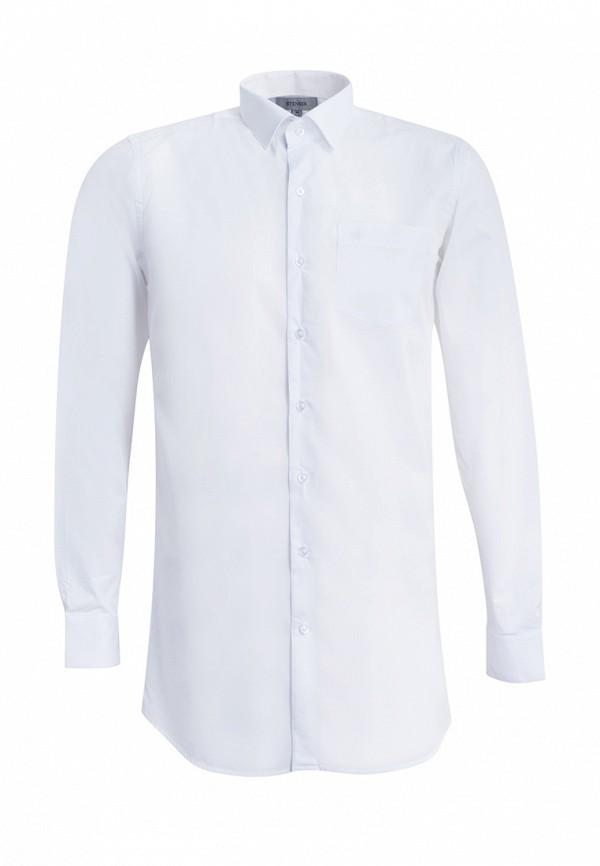 Рубашка для мальчика Stenser цвет белый