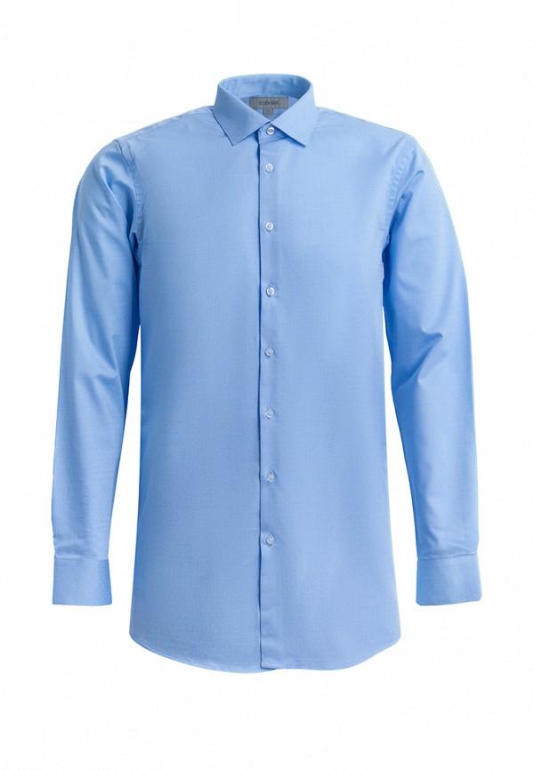 Рубашка для мальчика Stenser цвет голубой