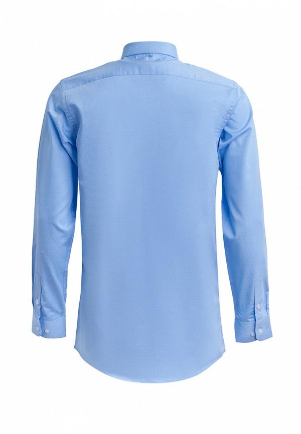Рубашка для мальчика Stenser цвет голубой  Фото 2