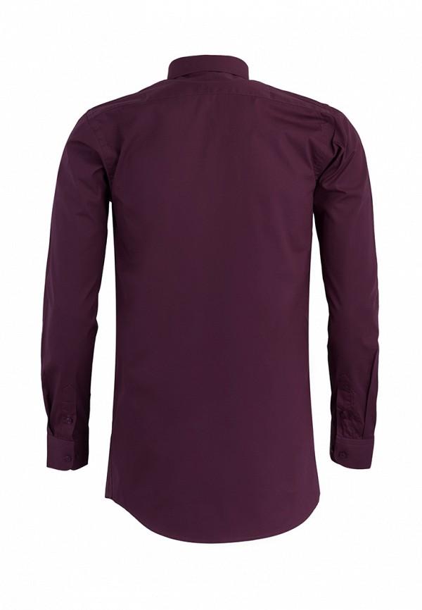 Рубашка для мальчика Stenser цвет бордовый  Фото 2