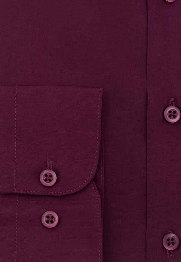 Рубашка для мальчика Stenser цвет бордовый  Фото 4