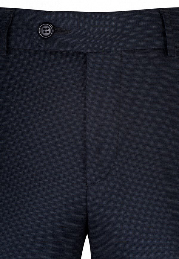 Брюки для мальчика Stenser цвет синий  Фото 3