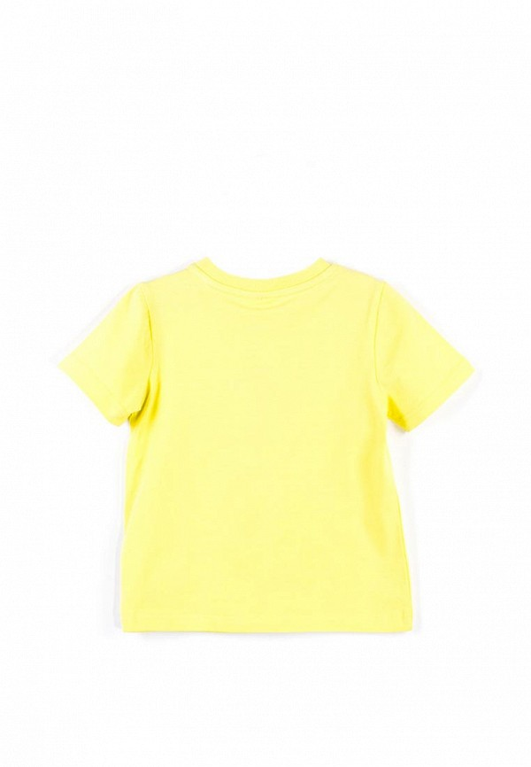 Футболка для мальчика Coccodrillo цвет желтый  Фото 2