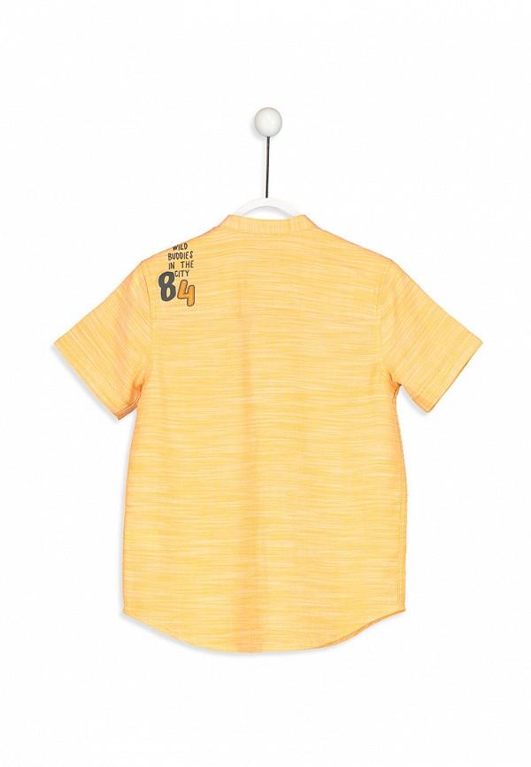 Рубашка для мальчика LC Waikiki цвет желтый  Фото 2