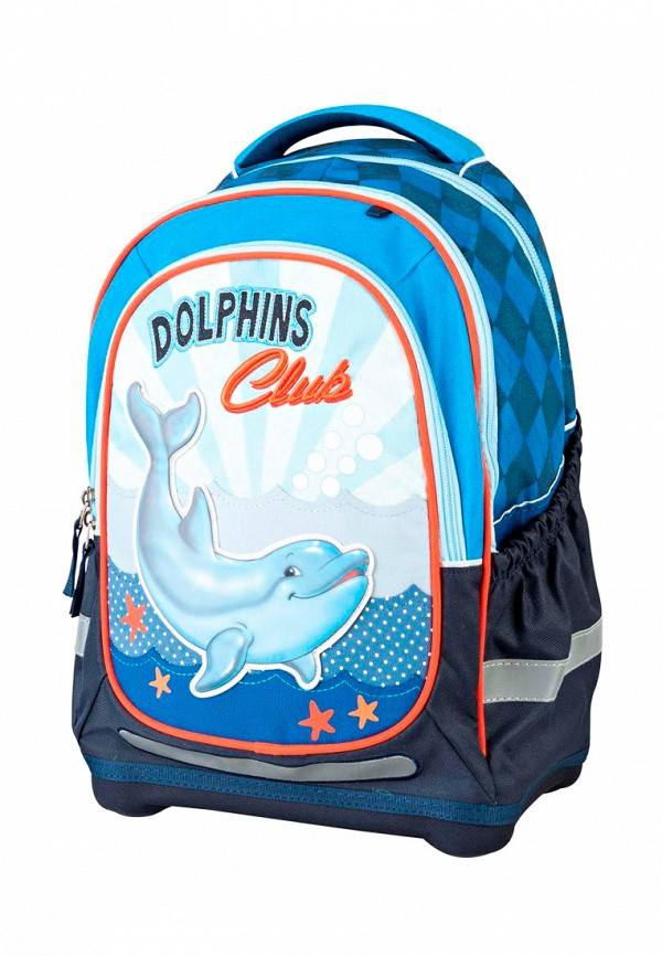 Рюкзак детский Target цвет голубой