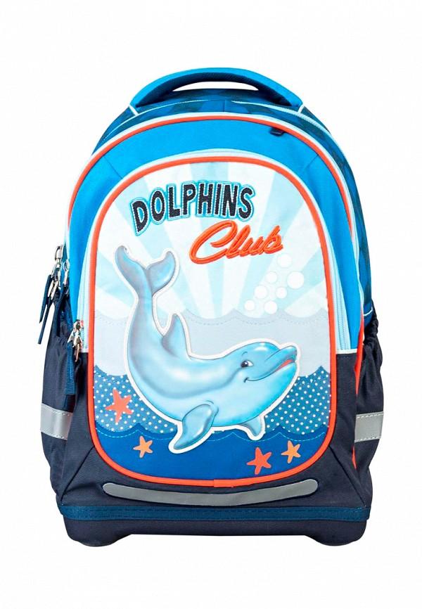 Рюкзак детский Target цвет голубой  Фото 2