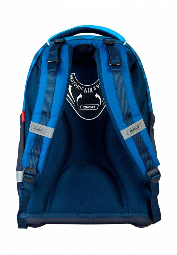 Рюкзак детский Target цвет голубой  Фото 4