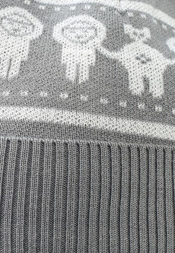 Шапка детская Merri Merini цвет серый  Фото 4
