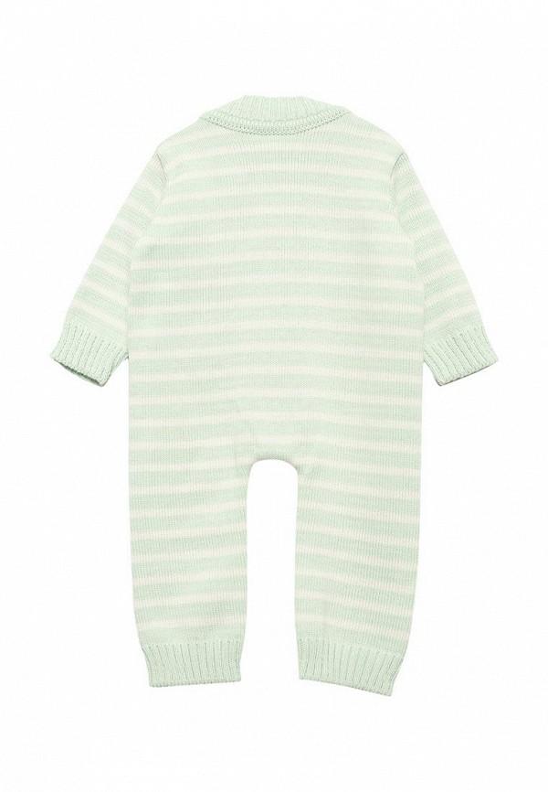 Детский комбинезон Лапушка цвет зеленый  Фото 2