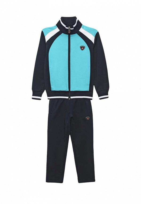 Костюм спортивный для мальчика Red-n-Rocks цвет синий