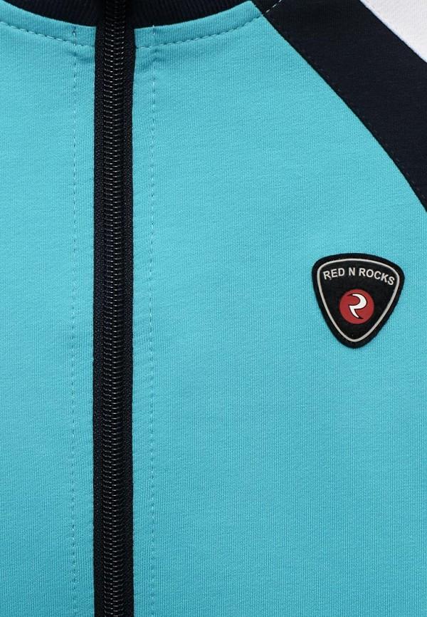 Костюм спортивный для мальчика Red-n-Rocks цвет синий  Фото 3