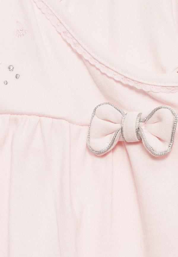 Комплект для девочки Babaluno цвет розовый  Фото 3
