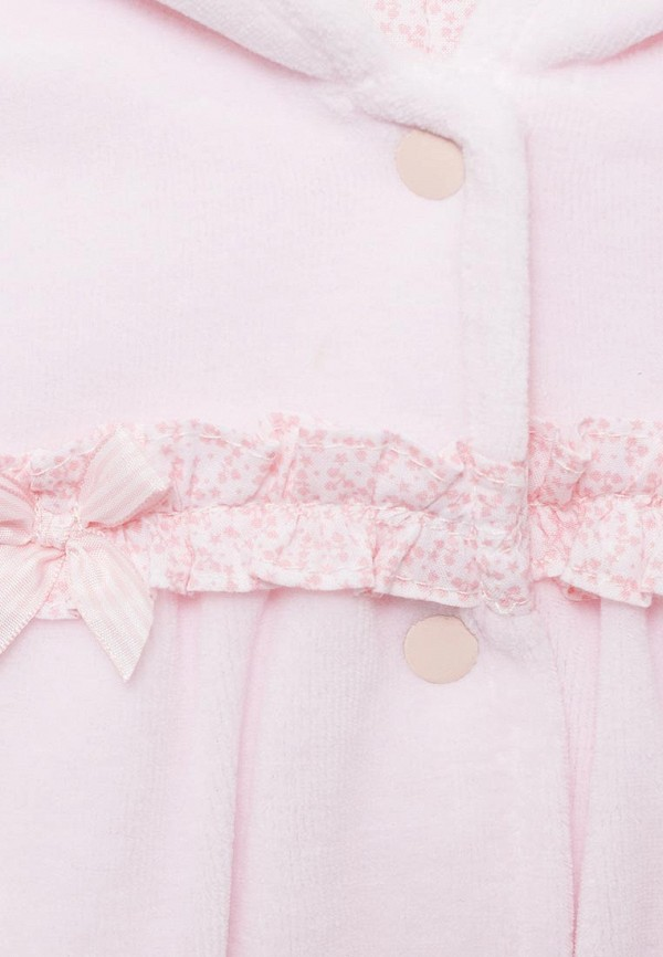 Детский комбинезон утепленный Zip Zap цвет розовый  Фото 3