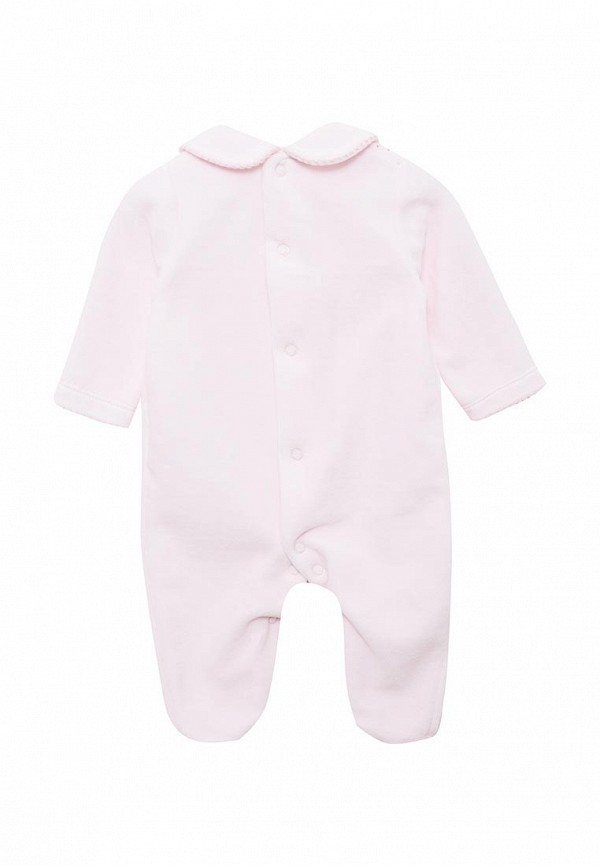 Детский комбинезон Zip Zap цвет розовый  Фото 2