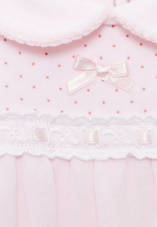 Детский комбинезон Zip Zap цвет розовый  Фото 3