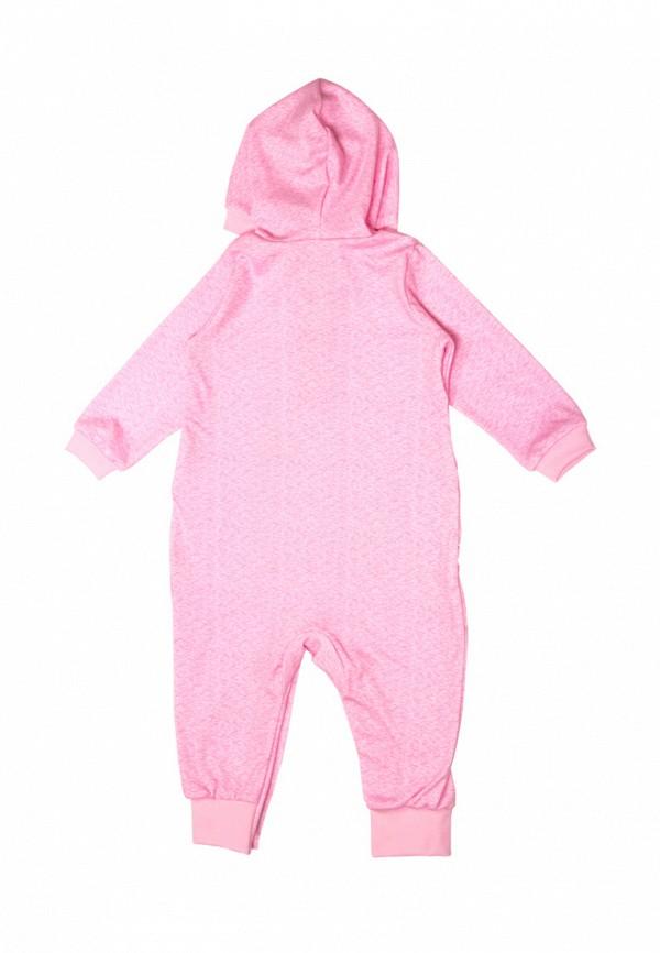 Детский комбинезон Милуша цвет розовый  Фото 2