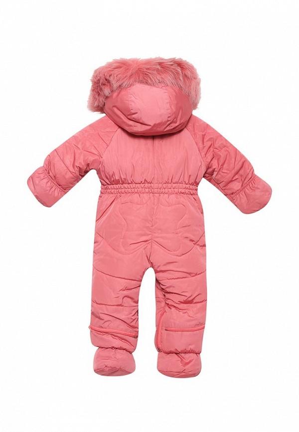 Детский комбинезон утепленный Ovas цвет розовый  Фото 2