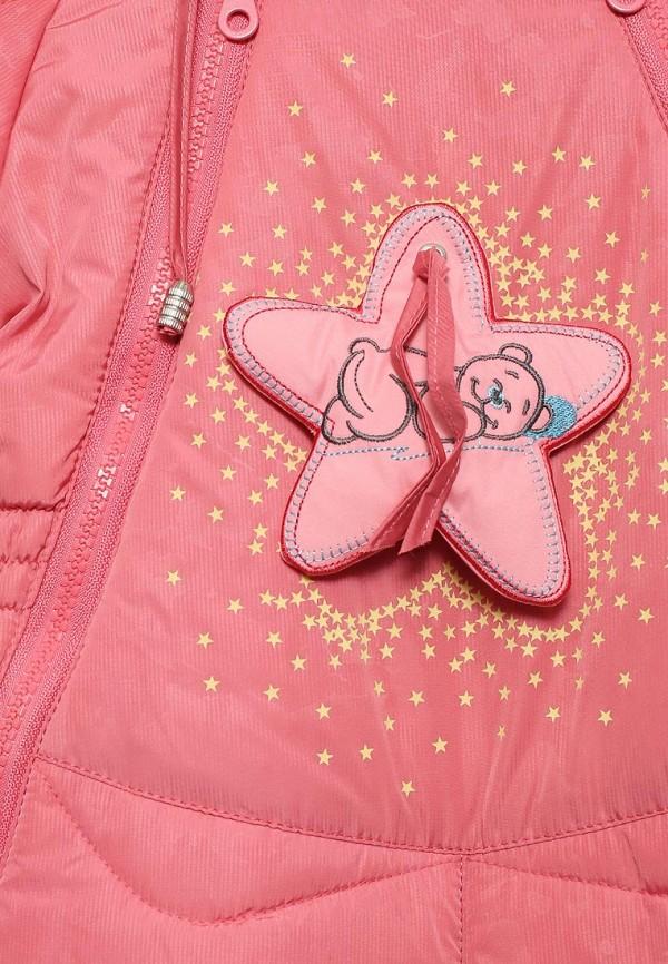 Детский комбинезон утепленный Ovas цвет розовый  Фото 3