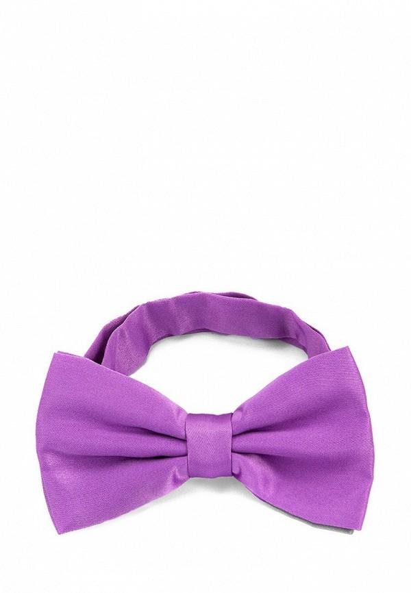 Бабочка Casino цвет фиолетовый