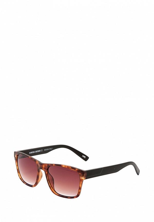 Очки солнцезащитные Mario Rossi цвет коричневый