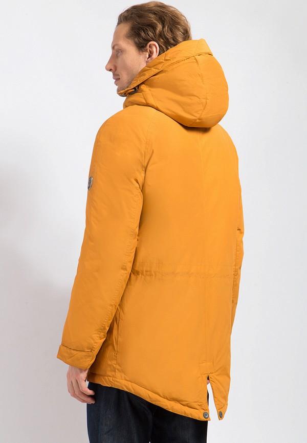 Пуховик Finn Flare цвет оранжевый  Фото 5