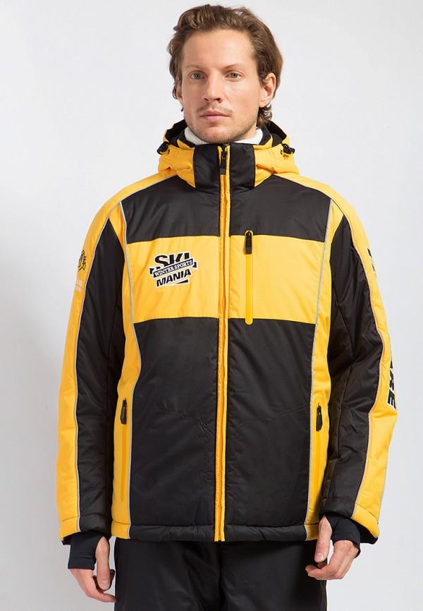 Куртка утепленная Finn Flare цвет черный  Фото 4