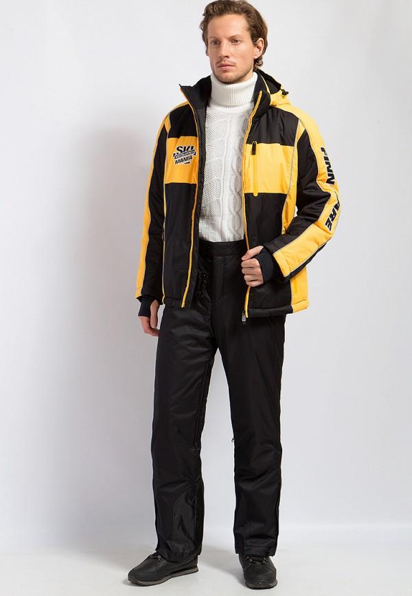 Куртка утепленная Finn Flare цвет черный  Фото 2