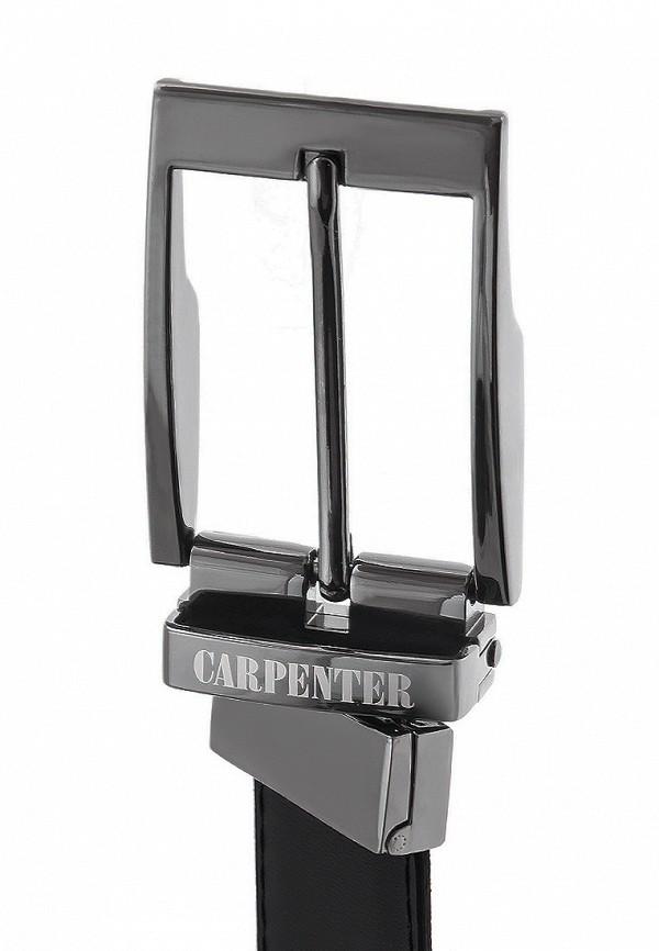Ремень Carpenter цвет коричневый  Фото 4