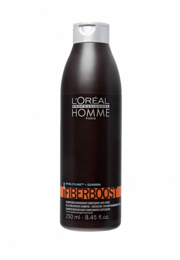 Шампунь-уход уплотняющий от выпадения волос LOreal Professional Homme 250 мл